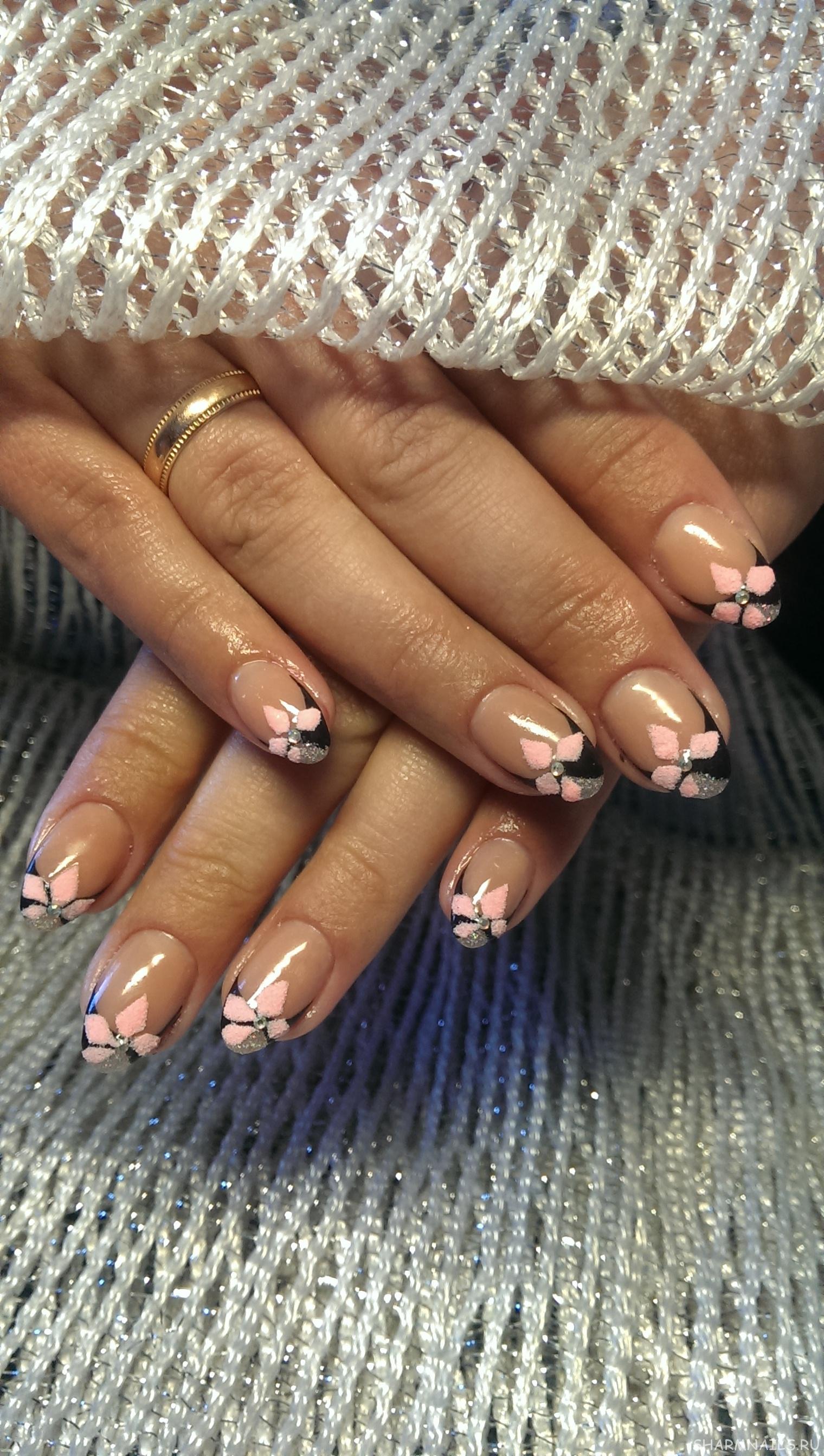 Дизайн ногтей пески фото